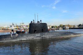 Пропавшую аргентинскую подлодку ищут 10 самолётов и 11 кораблей