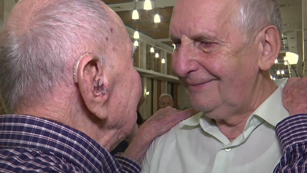 102-летний выживший в Холокосте узнал о существовании племянника