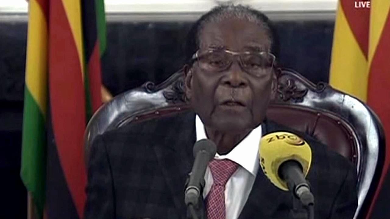 Президент Зимбабве отказался уходить в отставку