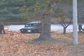 По перебежчику из КНДР открыли огонь через военную демаркационную линию
