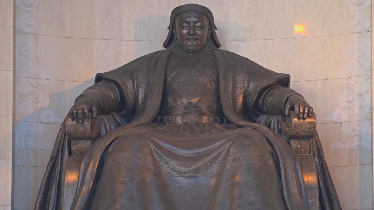 855-й день рождения Чингисхана торжественно отметили в Монголии