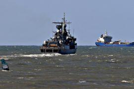В зоне пропажи аргентинской подлодки зафиксирована акустическая аномалия