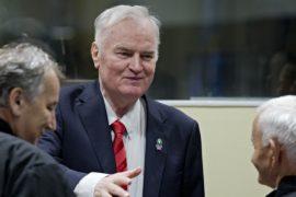 Ратко Младича приговорили к пожизненному сроку