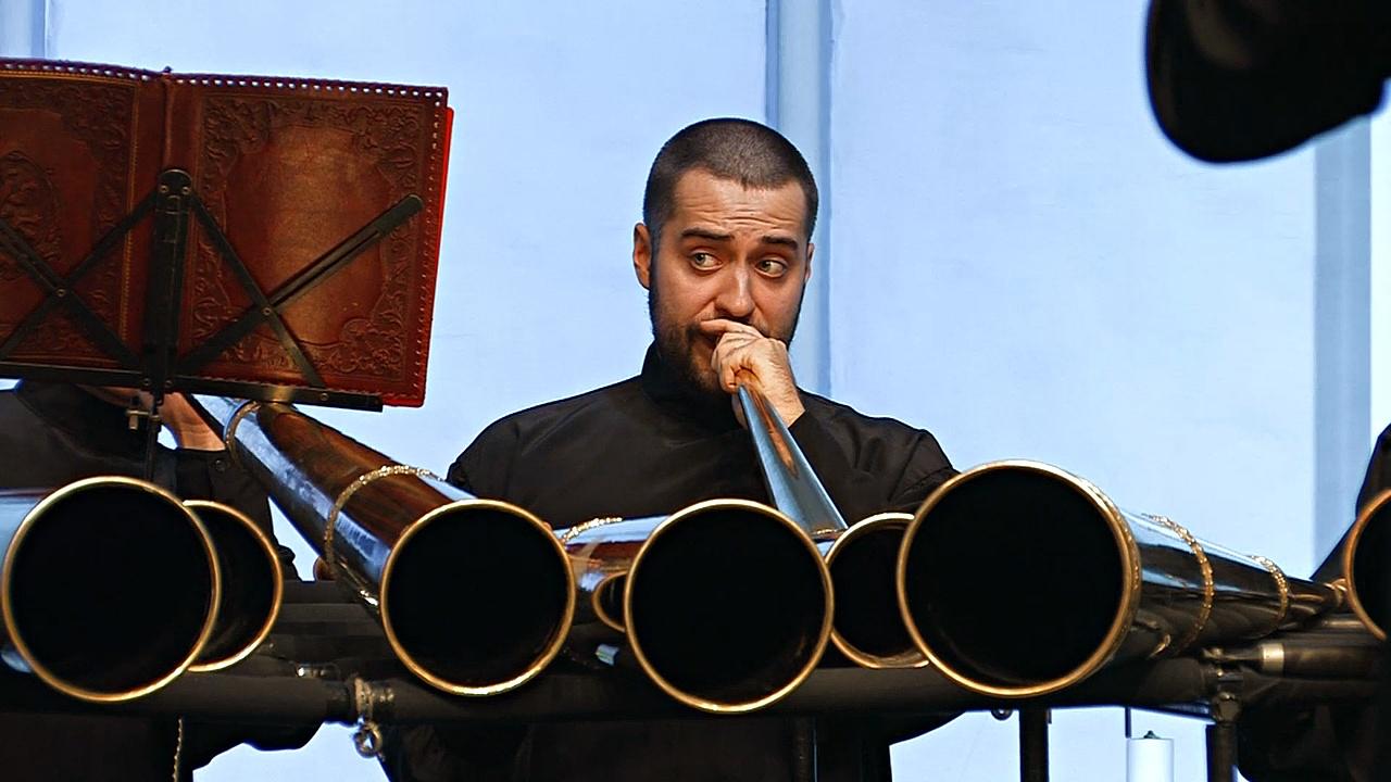 Дудук и роговой оркестр – впервые на одной сцене в Санкт-Петербурге