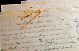Рукопись воспоминаний с «Титаника» и партитура Вагнера выставлены на торги