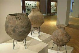 Остатки самого древнего вина в мире нашли в Грузии