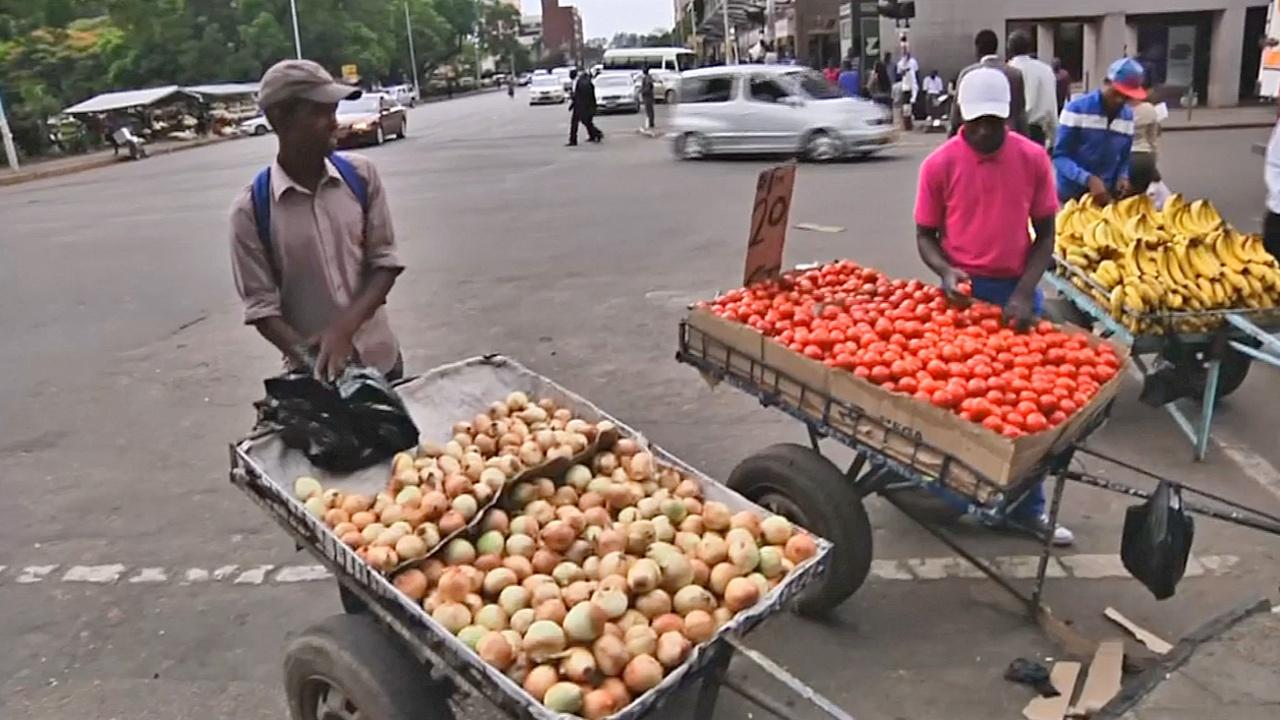 Зимбабвийцы надеются, что новое правительство восстановит экономику