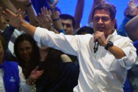 Президент Гондураса объявил о победе на выборах, не дожидаясь результатов
