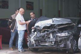 Египтяне покупают разбитые машины