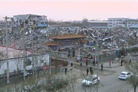 Жителей бедных районов Пекина массово выселяют из домов