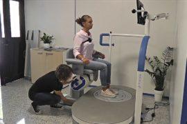 Робота-помощника физиотерапевтов тестируют в Италии