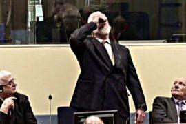 Бывший боснийско-хорватский генерал Праляк покончил с собой в суде