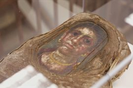 Египетскую мумию исследовали в ускорителе заряженных частиц
