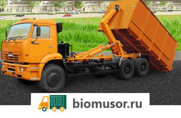 Вывоз мусора контейнерами – благо для Москвы