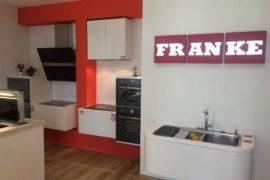 Продукция для кухни от Franke – на украинском рынке