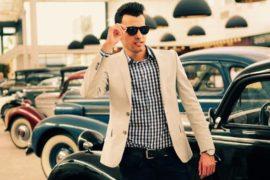Модные мужские образы