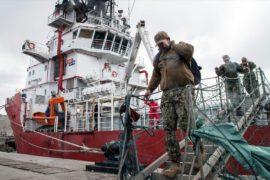 Аргентина прекратила операцию по спасению моряков пропавшей субмарины