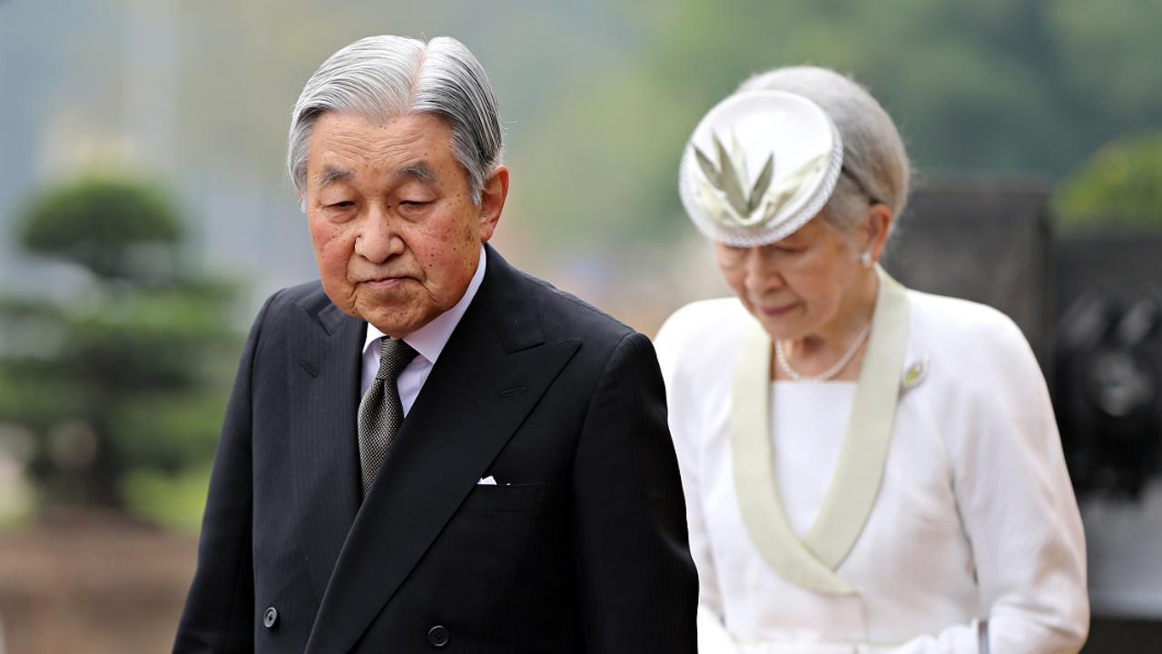 Японский император отречётся от престола 30 апреля 2019 г.