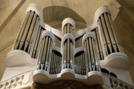 Игра на органах в Германии может попасть в список ЮНЕСКО