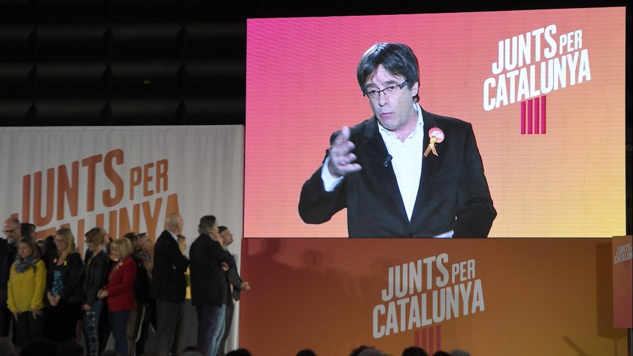 Экс-президент Каталонии обещает победить в выборах
