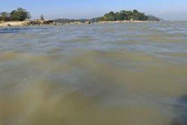 Индийский министр обвинил Китай в загрязнении реки Брахмапутры