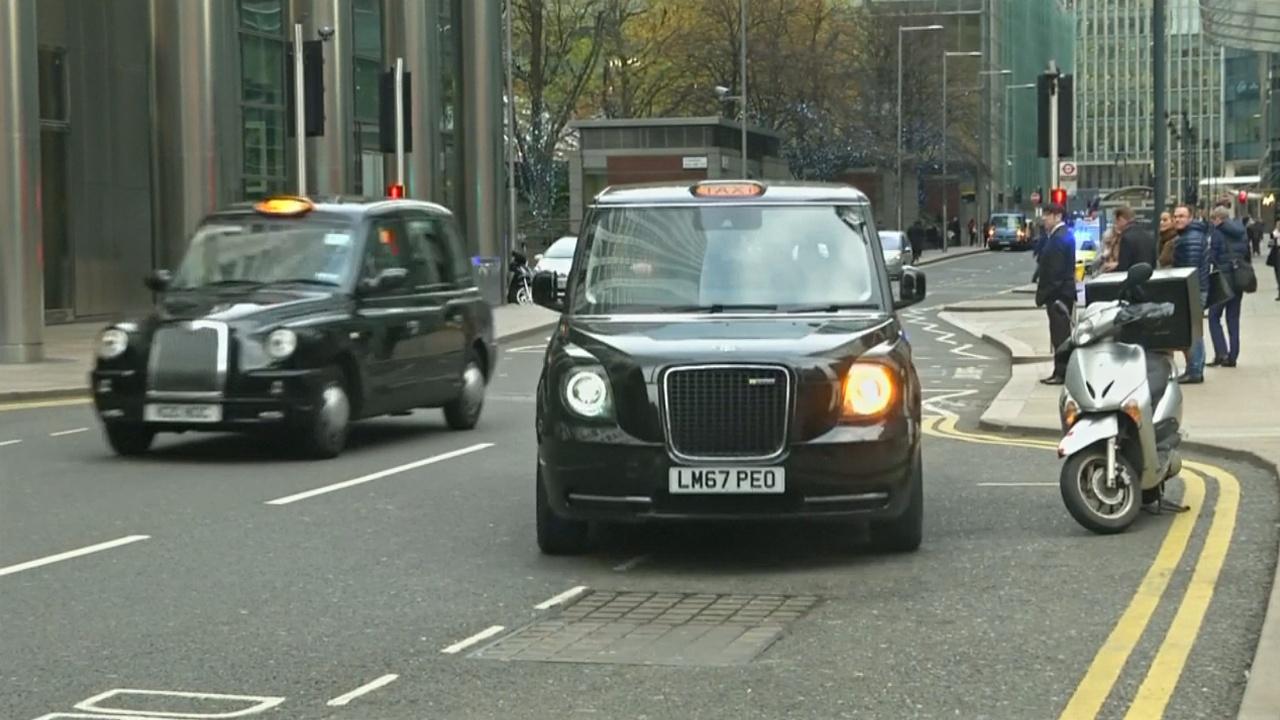 Знаменитое чёрное лондонское такси стало экологичным