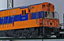 Уникальные модели поездов Нила Янга выставляют на аукцион
