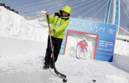 Олимпиаде в Пхёнчхане может помешать холодная погода