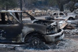 Пожары в Южной Калифорнии: сообщают о первой жертве