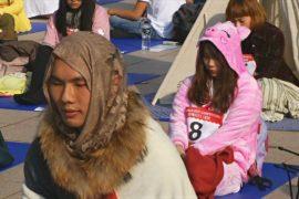 Победитель соревнования в Тайване 90 минут ничего не делал