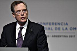 США раскритиковали ВТО на конференции организации в Буэнос-Айресе