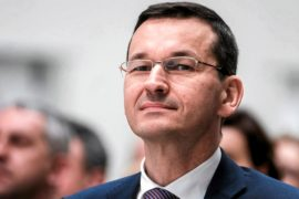 Новый премьер-министр Польши принёс присягу