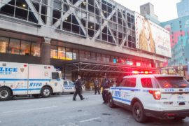 Взрыв на Манхэттене назвали попыткой теракта