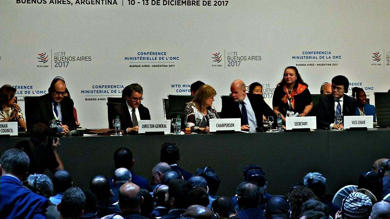 Встреча ВТО в Аргентине зашла в тупик
