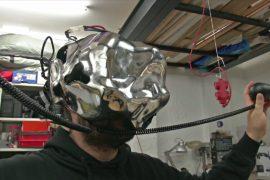 Увидеть мир глазами пчелы или хамелеона поможет новый шлем
