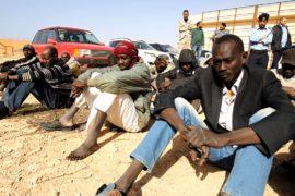 Мигрантам в Бенгази доставили гуманитарую помощь