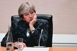Мэй утратила поддержку парламента в вопросе «брексита»