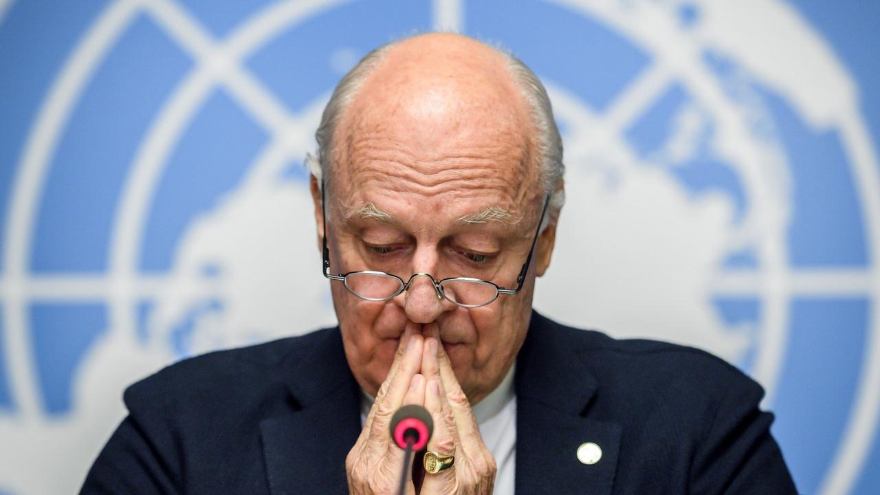 Очередной раунд переговоров по Сирии: «большая упущенная возможность»