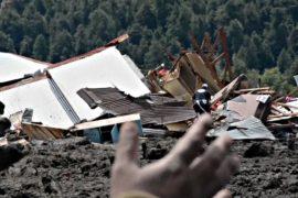 Оползень в Чили: среди погибших — турист