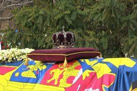 Румыны похоронили своего бывшего короля Михая I