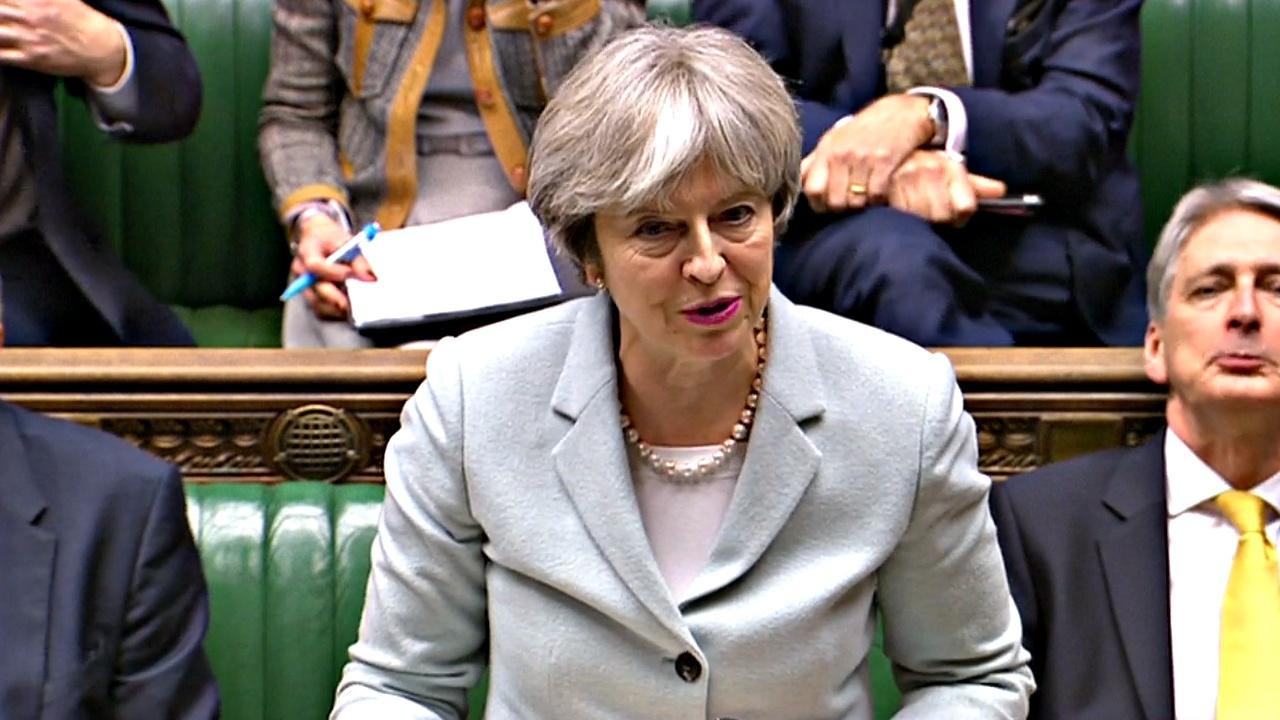 В британском парламенте разгорелись споры о переходном периоде «брексита»