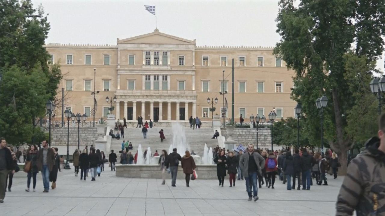 В парламенте Греции утвердили последний бюджет с мерами экономии