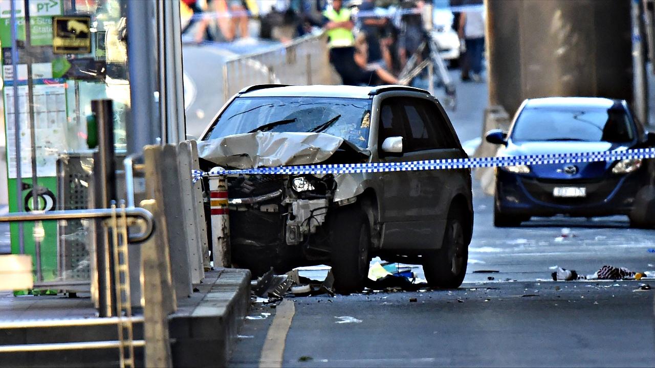 Наезд на пешеходов в Мельбурне: пострадало не менее 12 человек