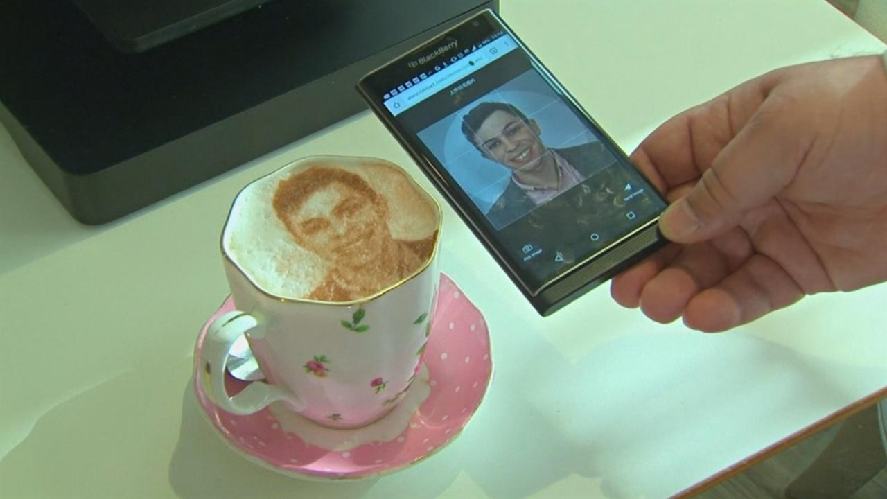 «Сэлфичино» — новый тренд в лондонском кафе