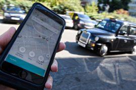 Uber признали в ЕС службой такси