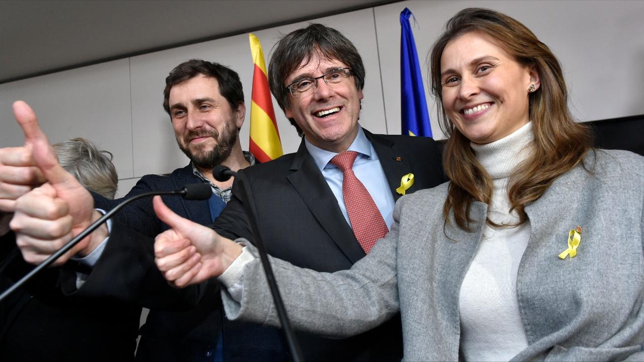 Выборы в Каталонии: сепаратистский блок получил большинство