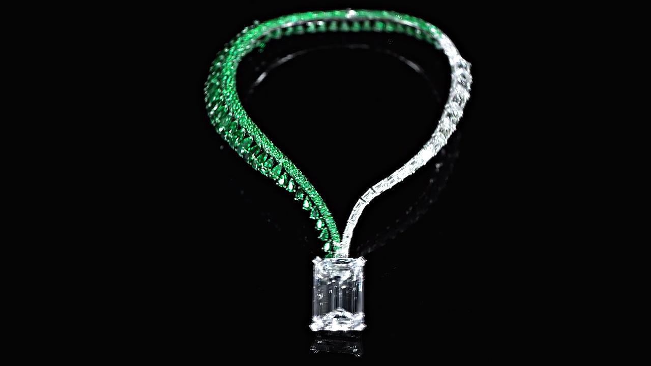 Обзор: бриллиантовые лоты и экспонаты 2017 года