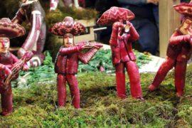Фестиваль «Ночь редисов» в Мексике превращает овощи в искусство