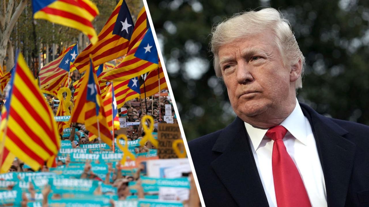 От Трампа до независимости Каталонии: главные политические события 2017 года