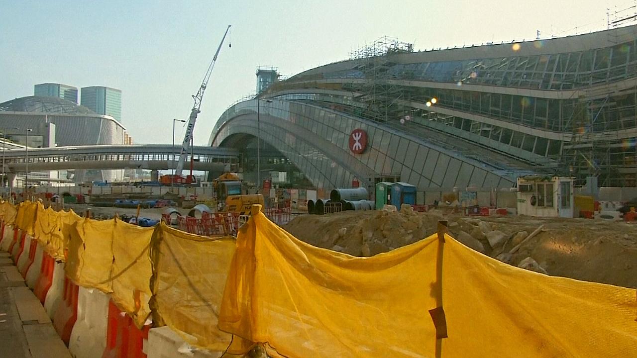 Часть ж/д-станции Гонконга отнесли к территории КНР